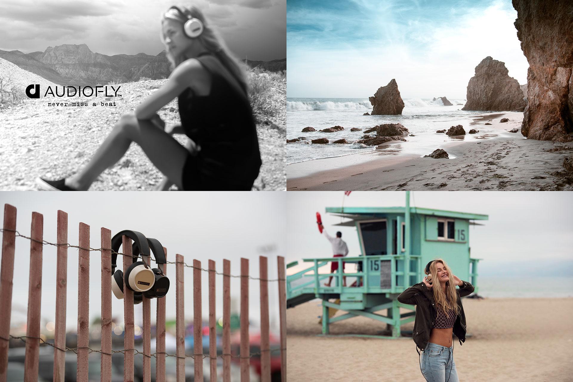 #AUDIOFLY, Branding, Marketing, Photography, Films