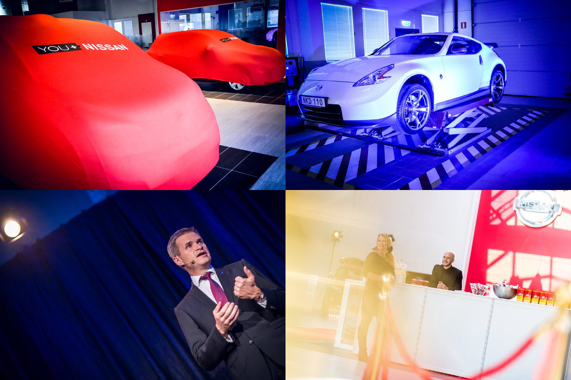 #NISSANEUROPE, Brand Experience, Photography, Films, PR, Events