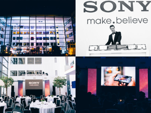 #SONYJAPAN, Brand Experience, Photography, Conferences, Events