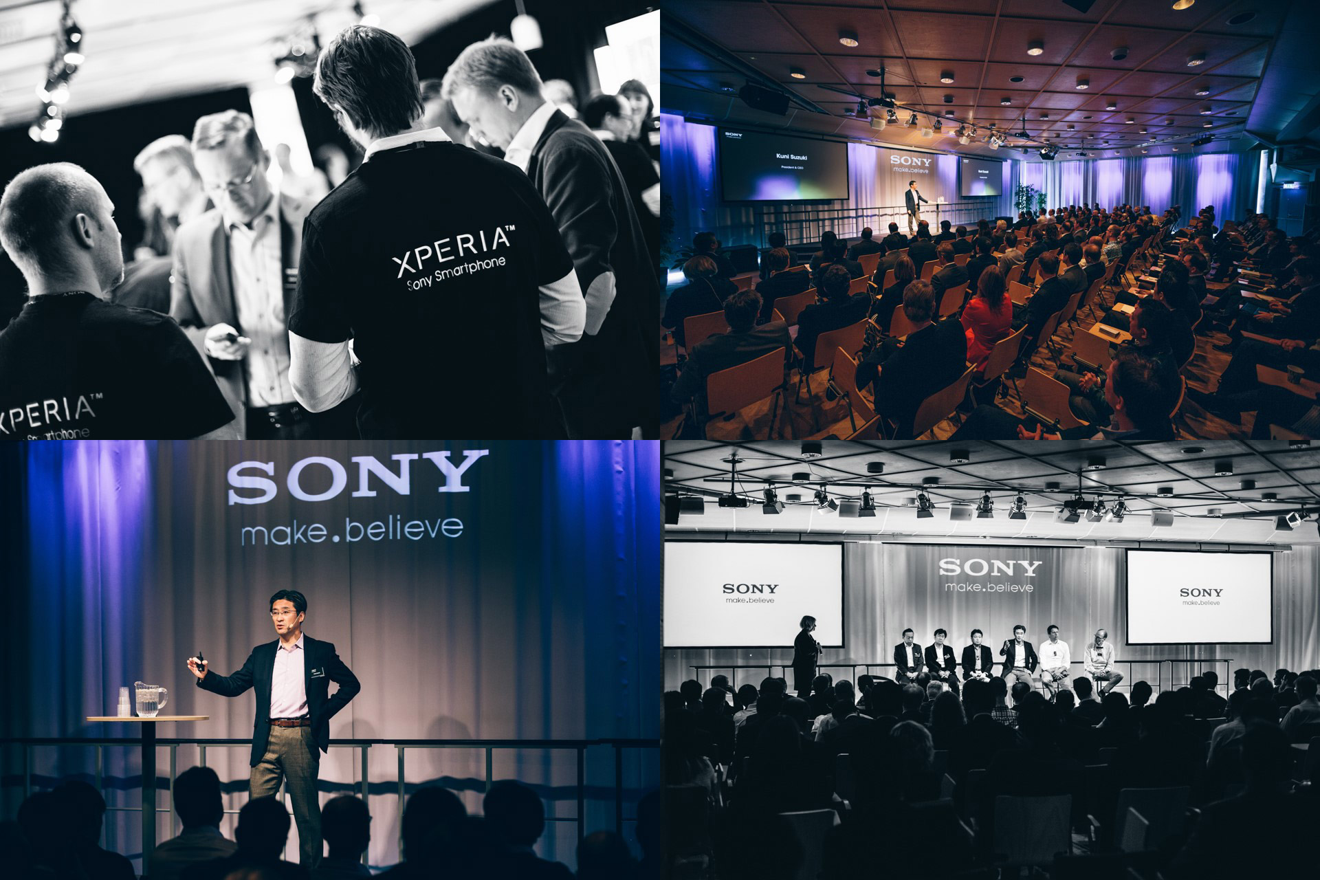 #SONY, Brand Experience, Branding, Conferences, Activities, Events