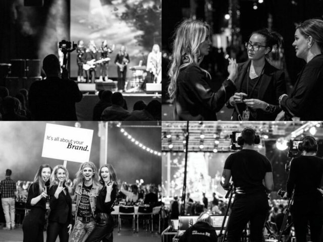 #ACROSSAGENCY, Brand Experience, Teamwork, Backstage